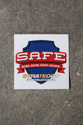 safe decals
